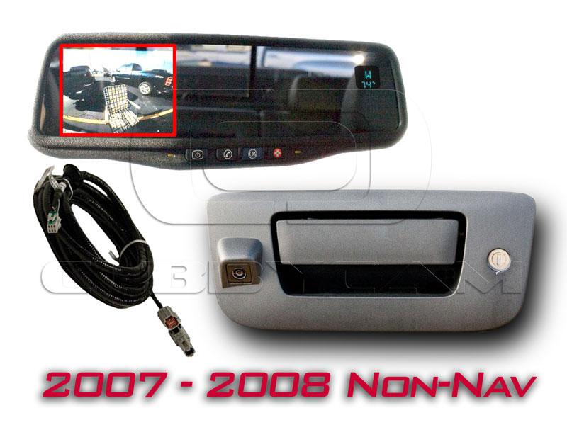 Chevrolet Silverado 1500 How To Install Rearview Back Up Camera