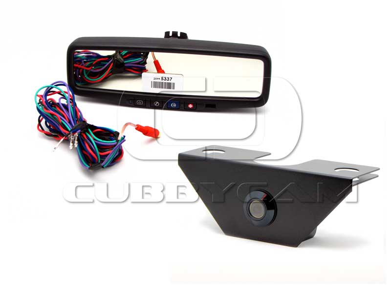 PKGCAM3336GMMHMMIRLCD0912 all products cubbycam, quality backup cameras gm backup camera wiring harness at gsmportal.co