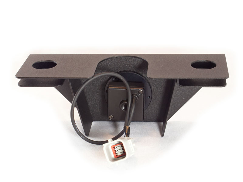 ccd premium camera - metal bumper mount