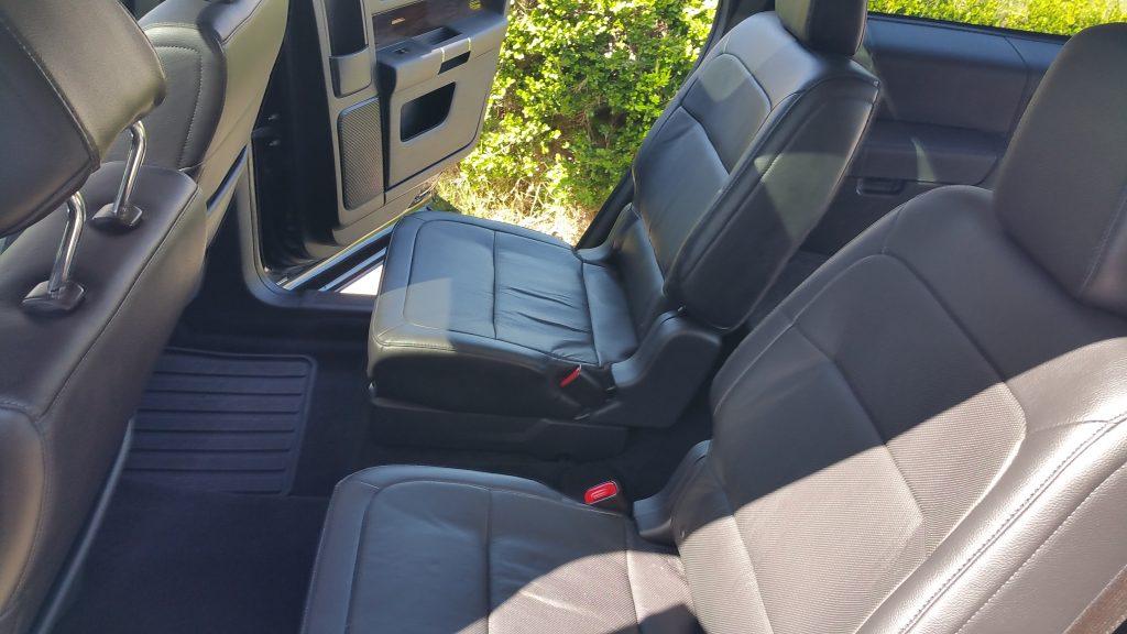 Adding a 2nd row console to my 2014 Ford Flex – Teksavy Blog