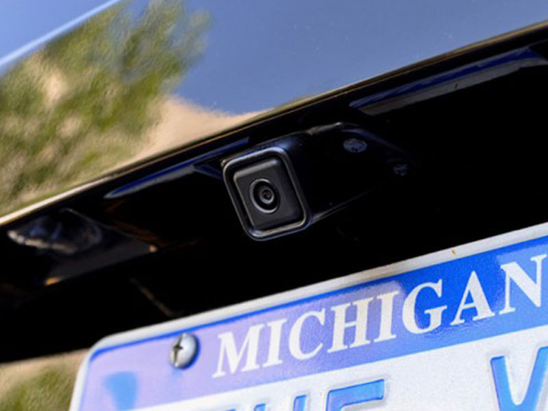GM OEM Backup Camera Sys 2009 - 2013 SUVs Tahoe Suburban ... Backup Camera Wiring Diagram Chevy on