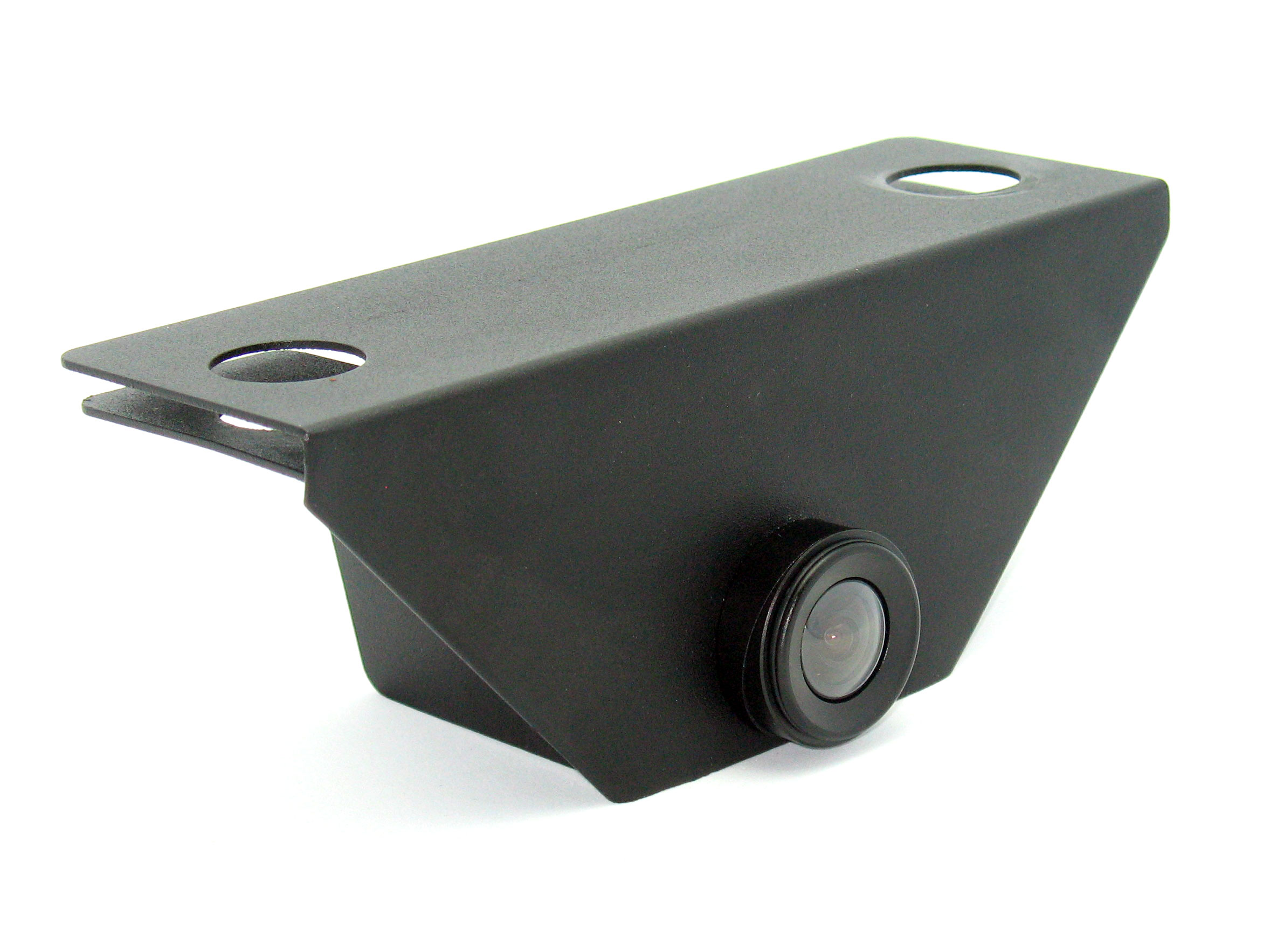 CCD Camera - Metal Bumper Mount - 2007 - 2013 Chevy Avalanche - Click Image to Close